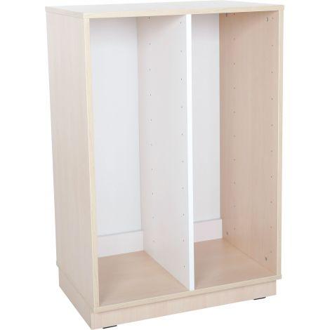 Dulap Quadro M Plus pentru cutii depozitare 1 partitie
