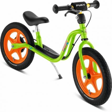 Puky - Bicicleta fara pedale LR1 BR Verde