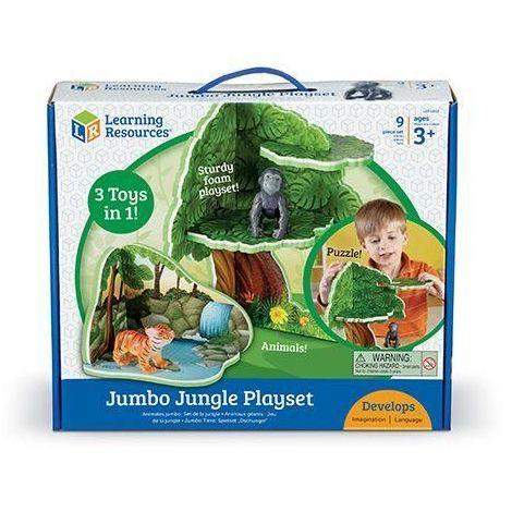 Joc de rol - jungla jumbo
