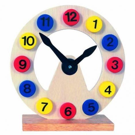 Ceas din Lemn Clocki