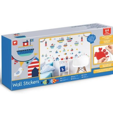 Kit Decor Sticker Nautic