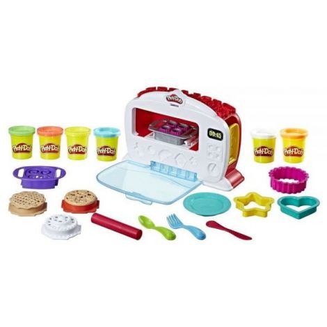Play doh set cuptorul magic hbb9740