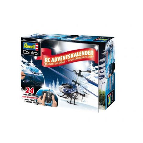 Revell control calendar advent elicopter rv1015