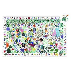 Puzzle observație Djeco 1000 de flori