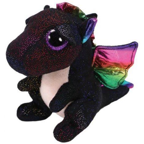 Plus dragonul negru ANORA (15 cm) - Ty