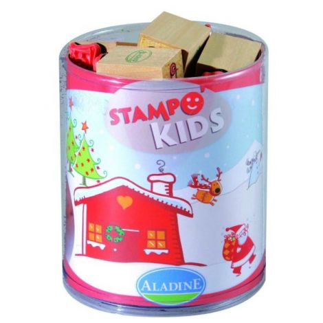 Set creativ stampo kids craciunul