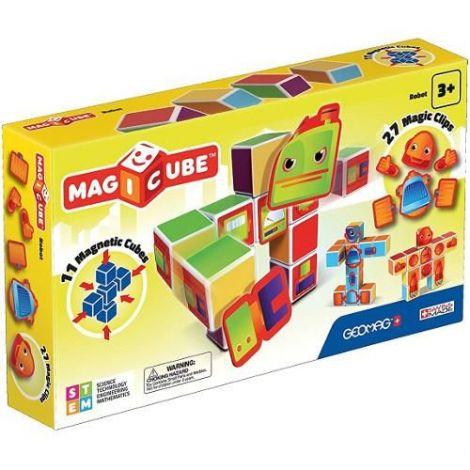 Set Constructie Magnetic Magicube Roboti