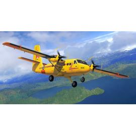 Macheta avion revell dhc6 twin otter rv4901