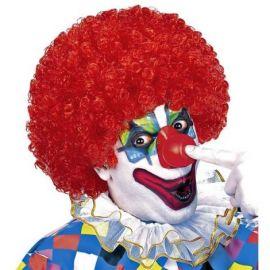 Peruca clown rosie