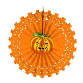Decor halloween dovleac hartie