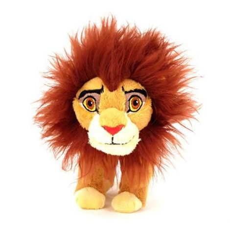 Plus Lion Guard Simba 17.5 cm