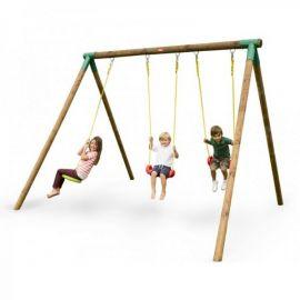 Little Tikes - Leagan 3 in 1 (Oslo Wood Swing Set)