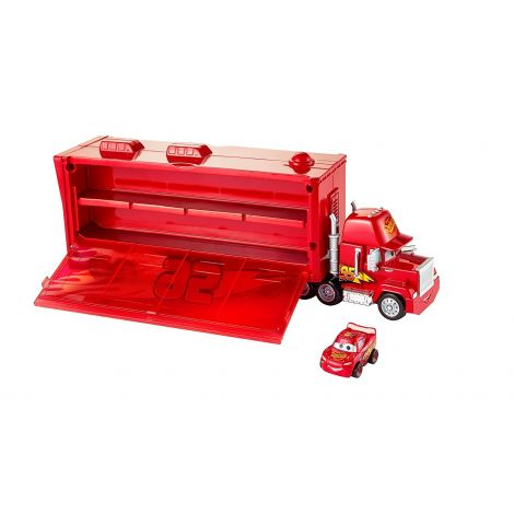 Disney Cars 2  Camion Transportor Mack