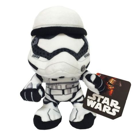 Star Wars Storm Trooper Plush Cu Functii 22 Cm imagine