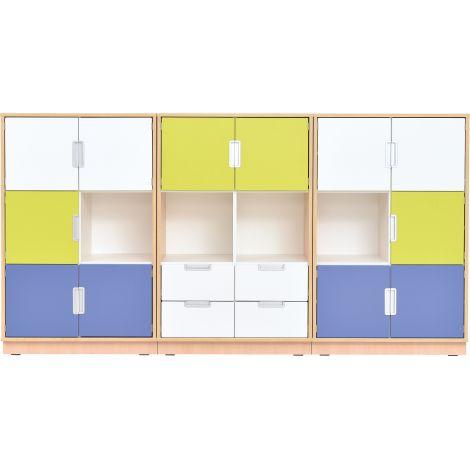 Set mobilier gradinita Quadro 13