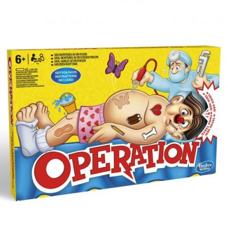 Jocul clasic operation hbb2176