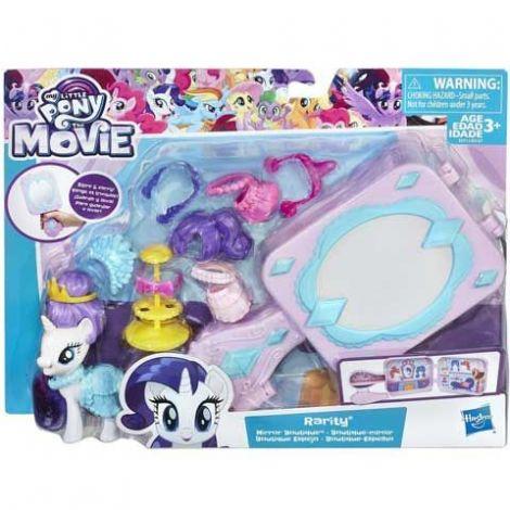 Set de joaca cu accesorii my little pony hbe0187