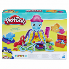Set playdoh caracatita cranky  hbe0800