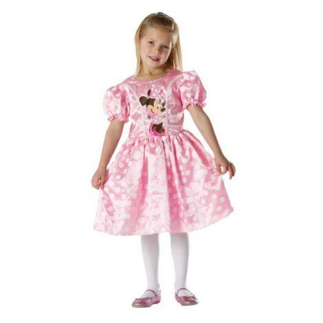 Costum minnie - roz s