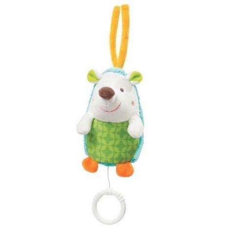 Jucarie muzicala arici - brevi soft toys-071023