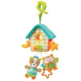 Casuta muzicala padure - brevi soft toys-071115