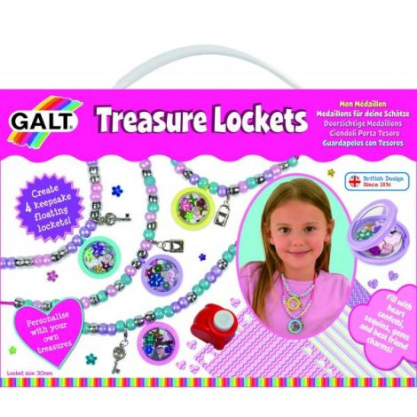 Set creativ - treasure lockets