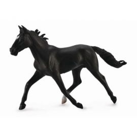 Figurina Armasar Standardbred Pacer Black Collecta