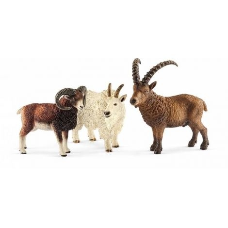 Set figurine schleich animale montane sl41459