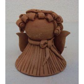 Clopotel ceramica inger 6 - 7x9cm, 100gr