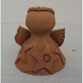 Clopotel ceramica inger 5 - 7x9cm, 100gr