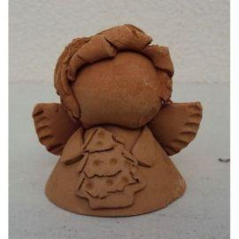 Clopotel ceramica inger 4 - 7x9cm, 100gr