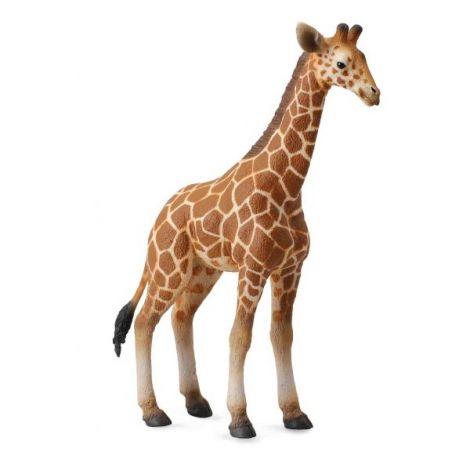 Set figurine Girafa cu pui Collecta