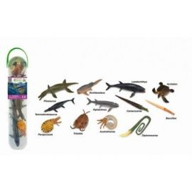 Set figurine Mini animale preistorice marine Collecta