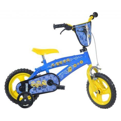 Bicicleta copii 12 minioni