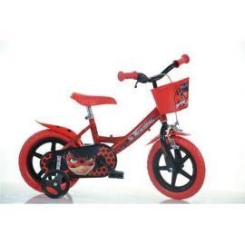 Bicicleta copii 12 miraculos-buburuza