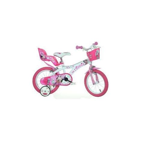 Bicicleta copii 14 minnie