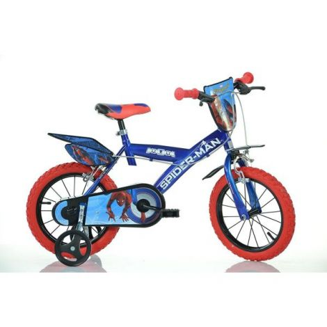 Bicicleta copii 14 spiderman home