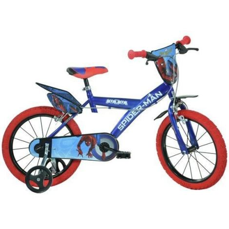 Bicicleta copii 16 spiderman home