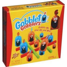 Gobblet gobblers - lemn
