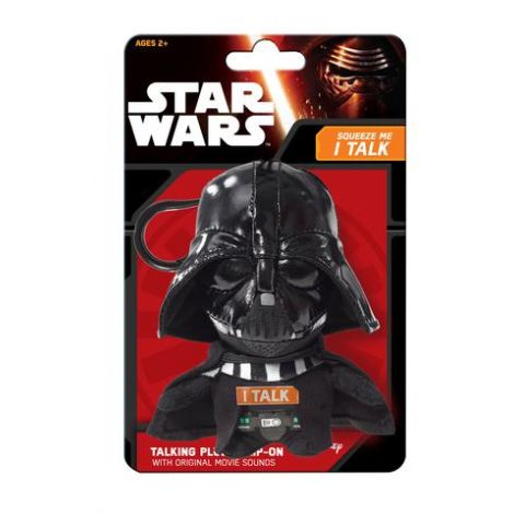 Star wars mini plus cu functii 12 cm - darth vader