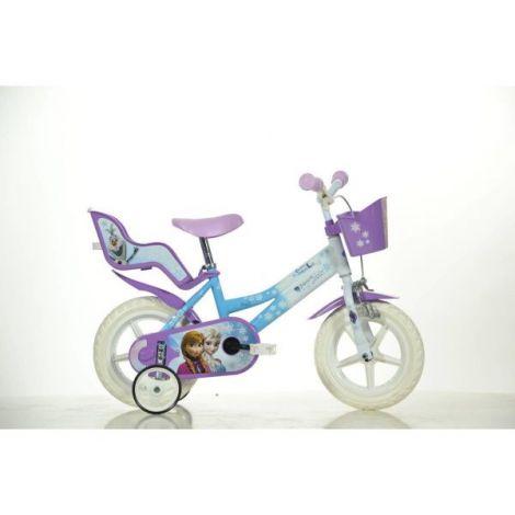 Bicicleta copii 12 frozen - resigilata