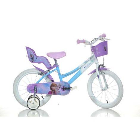 Bicicleta copii 14 frozen - resigilata