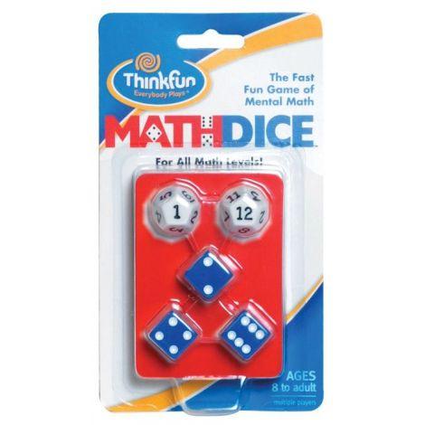 Joc math dice