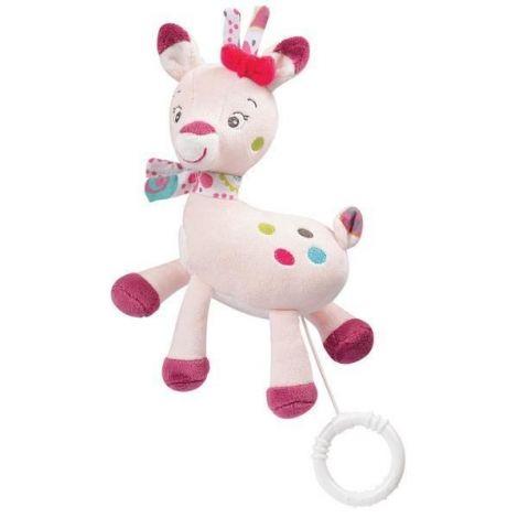Jucarie muzicala bambi - brevi soft toys-076011
