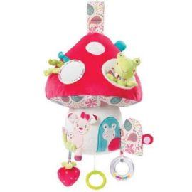 Centru activitati cu led ciuperca bambi - brevi soft toys-076516