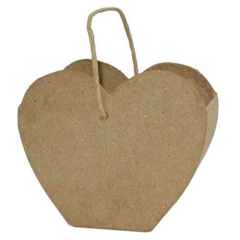 Obiect decor sacosa inima