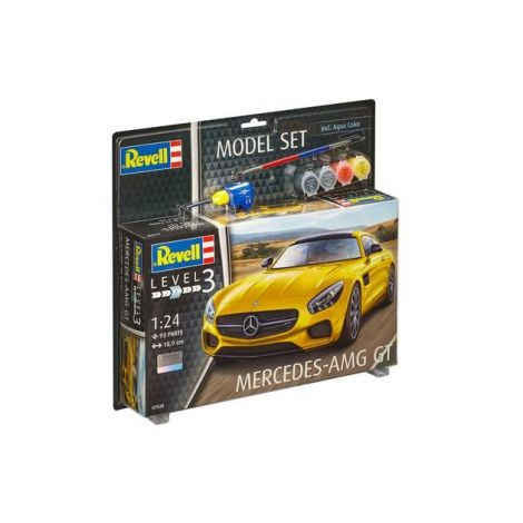 Model set mercedes amg gt rv67028