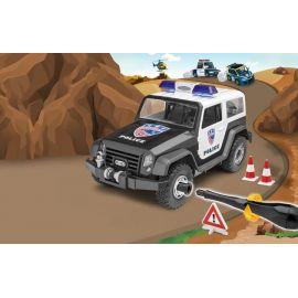 Masinuta junior kitt revell masina de politie offroad rv0807