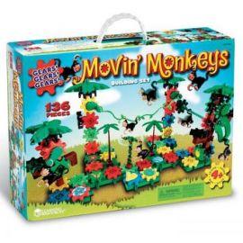 Gears! movin monkeys building set