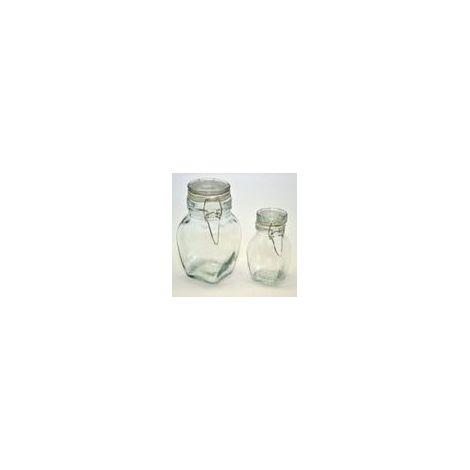 Recipient sticla cu capac 300ml
